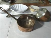 Copper Kitchenware & Decor