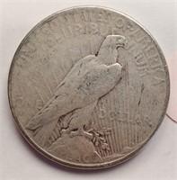 1926 - PEACE SILVER DOLLAR (2)