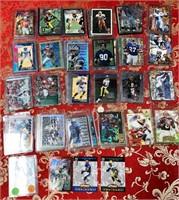 23 - LOT OF 65PCS FOOTBALL CARDS (B)