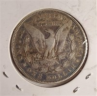 1889 - MORGAN SILVER DOLLAR (32)