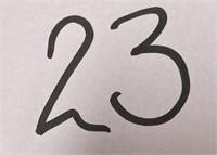23 - LOT OF 20PCS RACING CARDS (C)