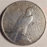 1922 - PEACE SILVER DOLLAR (21)