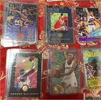 23 - LOT OF 56PCS BASKETBALL CARDS (D)