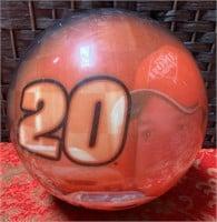 11 - TONY STEWART RED RACING BALL