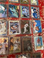 23 - LOT OF 80PCS BASEBALL COLLECTOR CARDS (E)