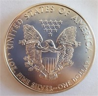 2011 - EAGLE SILVER DOLLAR (1oz)
