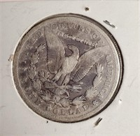 "1890 ""CARSON CITY"" - MORGAN SILVER DOLLAR (41)"