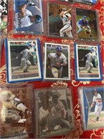 23 - LOT OF 113PCS COLLECTABLE BASEBALL CARDS (F)