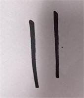11 - BLACK 67 MODEL AIRPLANE (1)
