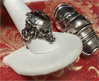 11 - CUSTOM MADE KNUCKLE & PREDATOR RINGS (4)