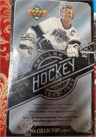 N - LOT OF 5 BOXES OF HOCKY CARDS (L)