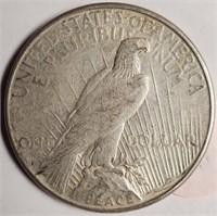 1923 - PEACE SILVER DOLLAR (19)