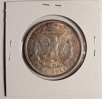 1921 - MORGAN SILVER DOLLAR (29)