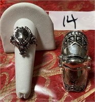 11 - CUSTOM MADE PREDATOR & KNUCKLE RINGS (14)
