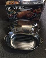 Revere Roaster Pan