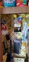 Kitchen Utility Closet Contents