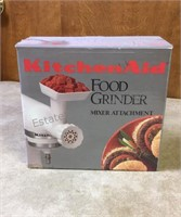 Kitchen Aid Mixer Grinder Attachment