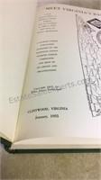 Meet Virginia's Baby History Book