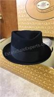 Vintage Men's Hat 6 7/8