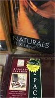 Lot of Picture Frames & Photo Albums