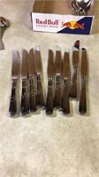 Assortment of Flat Ware No Forks