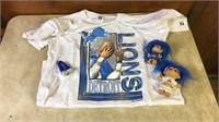 Lions Tolls, Photo Viewer & Size L Shirt