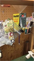Contents of Peg Board
