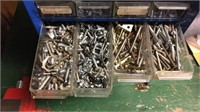 Assortment of Hardware W/ Organizer