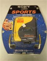 Sony Sports AM / FM Walkman