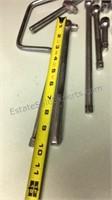 Craftsman 3/8 Breaker Bar, Tee Handle, Speed
