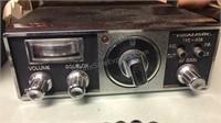 CB Radio & Power Converter
