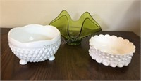 Lot of Glass Dishes