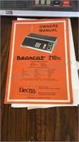 Police Scanner Bearcat 210xl
