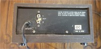 Peerless Solid State Stereo 8 Track Player