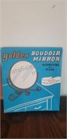 Vintage Label Maker, Swivel Mirror and More