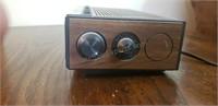 Hitachi Electronic Clock Radio