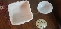 Picture Frames, Dish Containers,and More