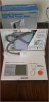 Blood Pressure Monitor and More