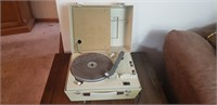 Interstate Industries Record Player