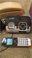 Lot of Home Phones (vtech Is Sealed)