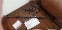 Double Curtain Rod Conversion Kit