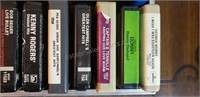 8-Track Cassettes and Case