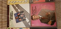 Lot of (10) LP Records