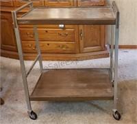 Cart with Metal Frame