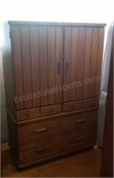 Broyhill Premier Solid Wood Armoire
