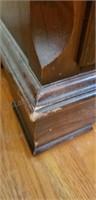 Solid Wood 6-Drawer Dresser