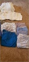 Assorted Boxers and Tank Tops
