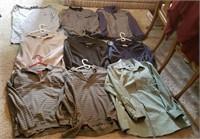 Men's Dress Shirt, Long Sleeve, & Polo Shirts