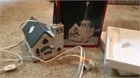 Dickens Christmas Village Church