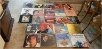 Lot of (23)LP Records